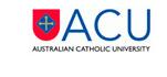 Australian Catholic University logo